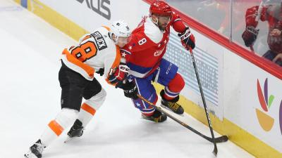 Capitals at Flyers: Time, TV Channel, Live Stream, How to Watch