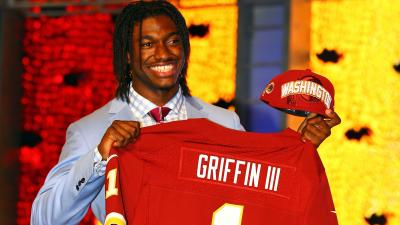 Robert Griffin III opens up about 'bad perception' that hurt his ...