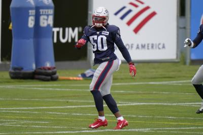 Patriots Training Camp Rookie Kyle Dugger Already A Disruptive Force Rsn
