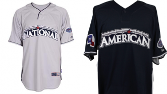 Best and worst MLB All-Star jerseys of the past decade | RSN