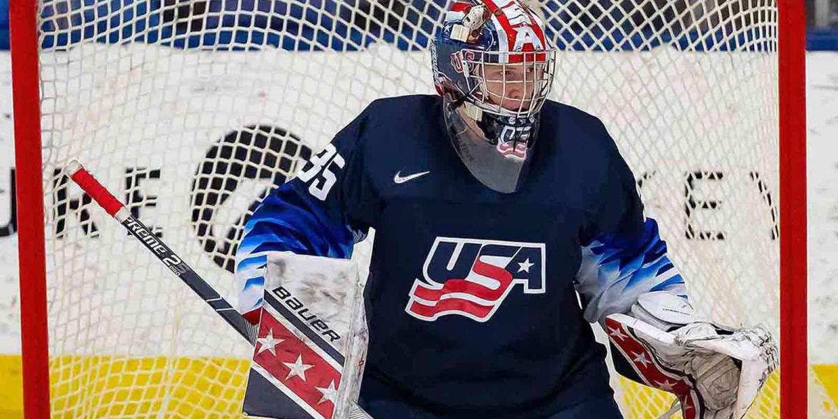 Three Blackhawks prospects on Team USA's preliminary World Juniors roster