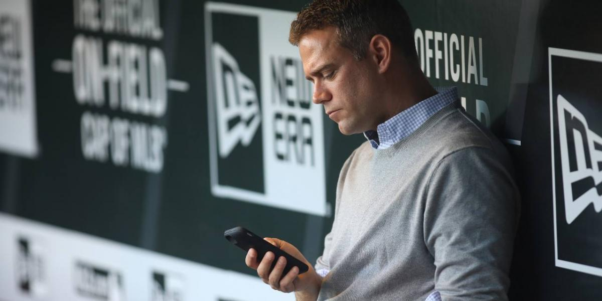 Theo Epstein's next curse-busting task biggest yet: Fixing baseball