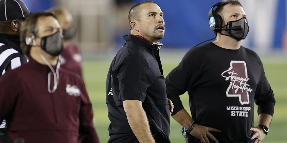 Mississippi State DC Zack Arnett reportedly interviewed with Oregon Ducks