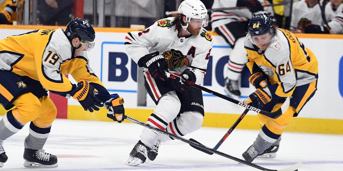 Podcast: Can the Blackhawks salvage their playoff hopes?   RSN