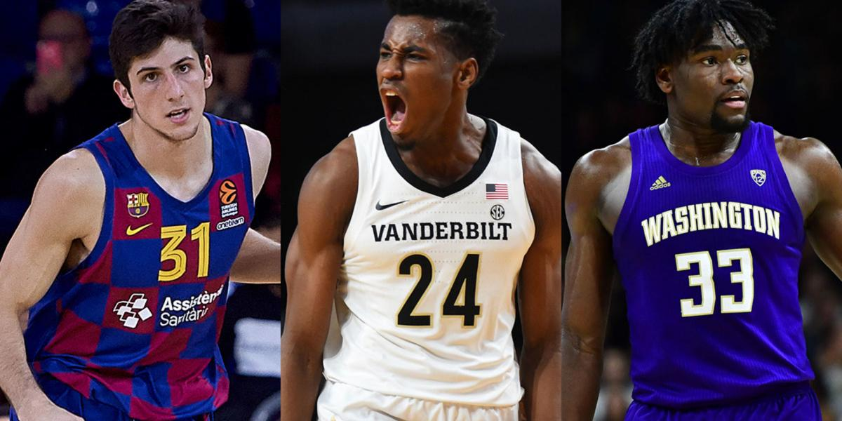 Mock Draft 8.0: Celtics add needed scoring, size in Round 1