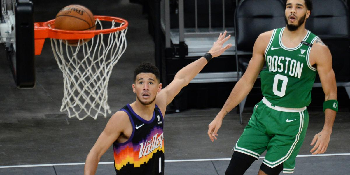 How to watch Celtics take on Devin Booker, Phoenix Suns
