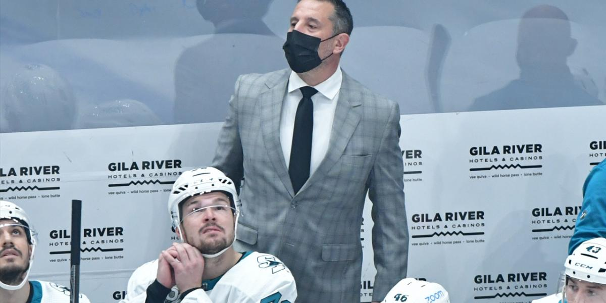 Sharks to play first two 'home' games of 2021 NHL season in Arizona