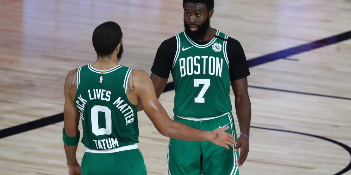 NBA odds: Celtics' win total for 2020-21 season set higher than you might expect