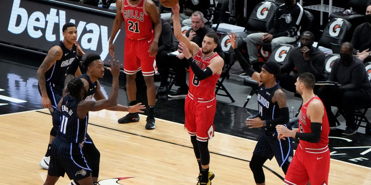 Observations: The Bulls find a new bottom in their defeat by Magic