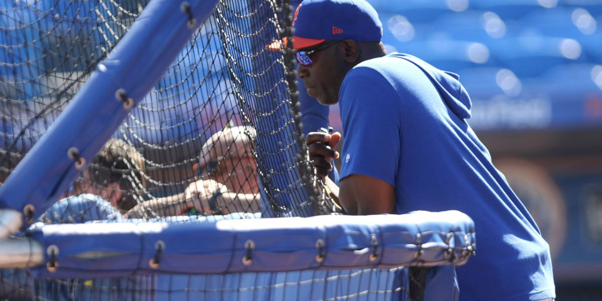 Former Cubs hitting coach Chili Davis takes shot from Mets perch - NBC Sports Chicago