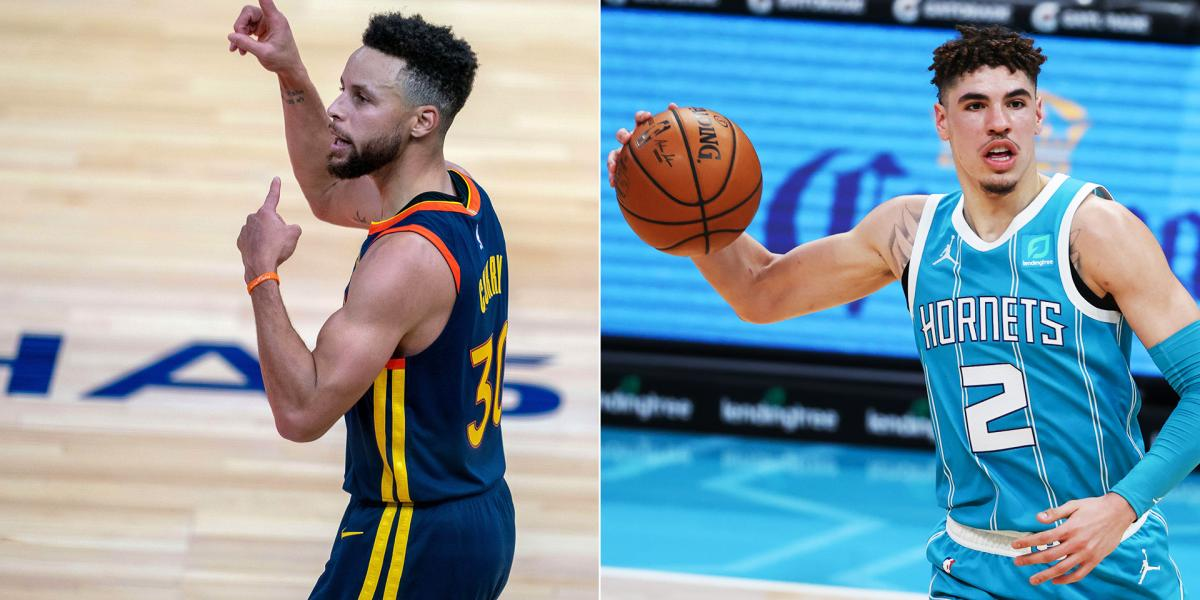 Steph-LaMelo matchup promises great show in Dubs-Hornets