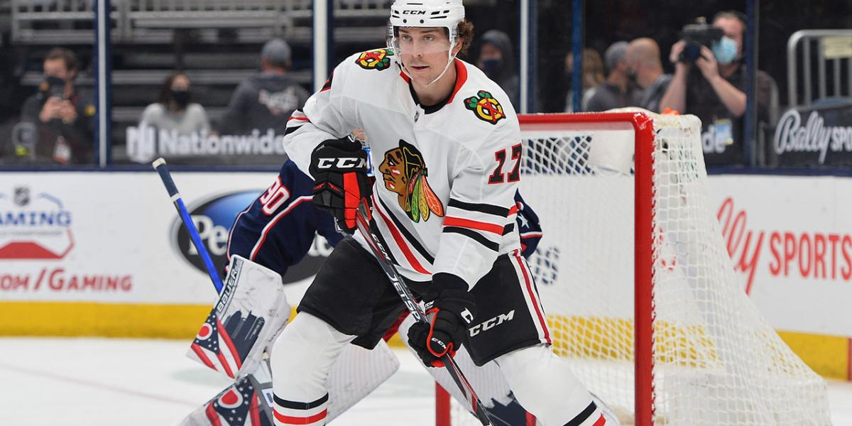 Where things stand between Dylan Strome, Blackhawks