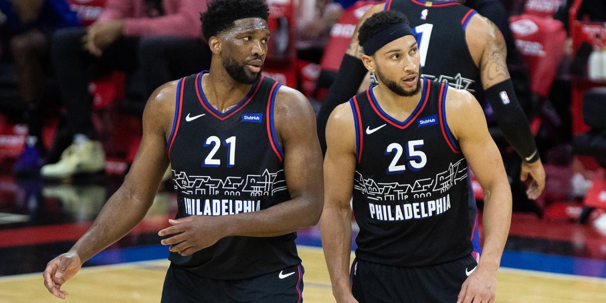 Where Embiid, Simmons sit in latest MVP and DPOY odds