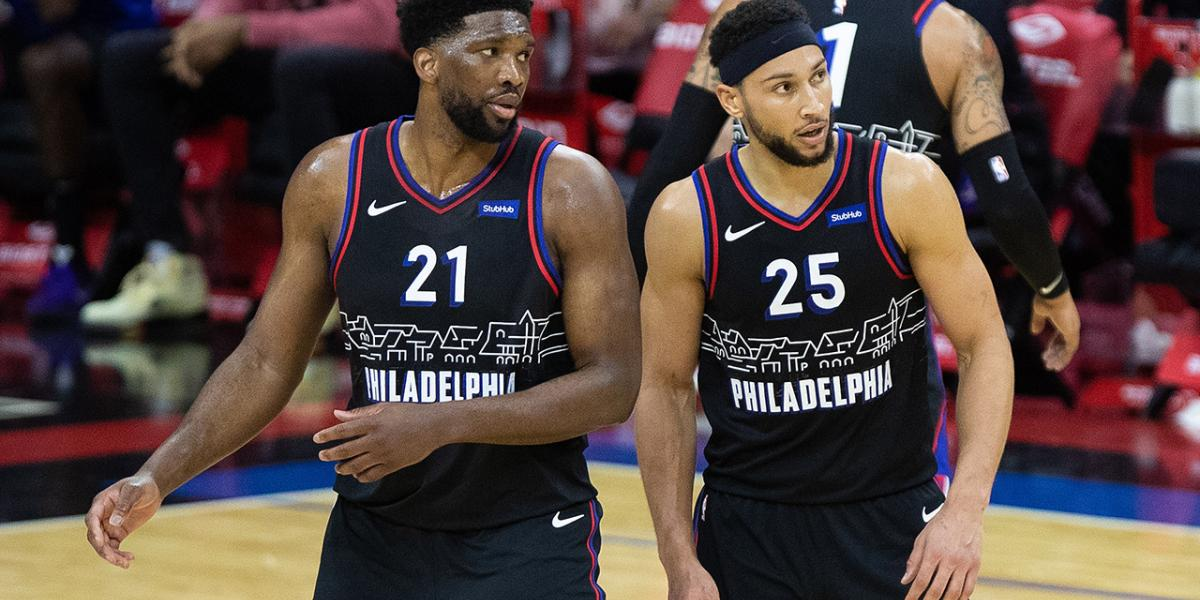 Sixers' Joel Embiid and Ben Simmons won't play in NBA All-Star Game due to COVID-19 contact tracing