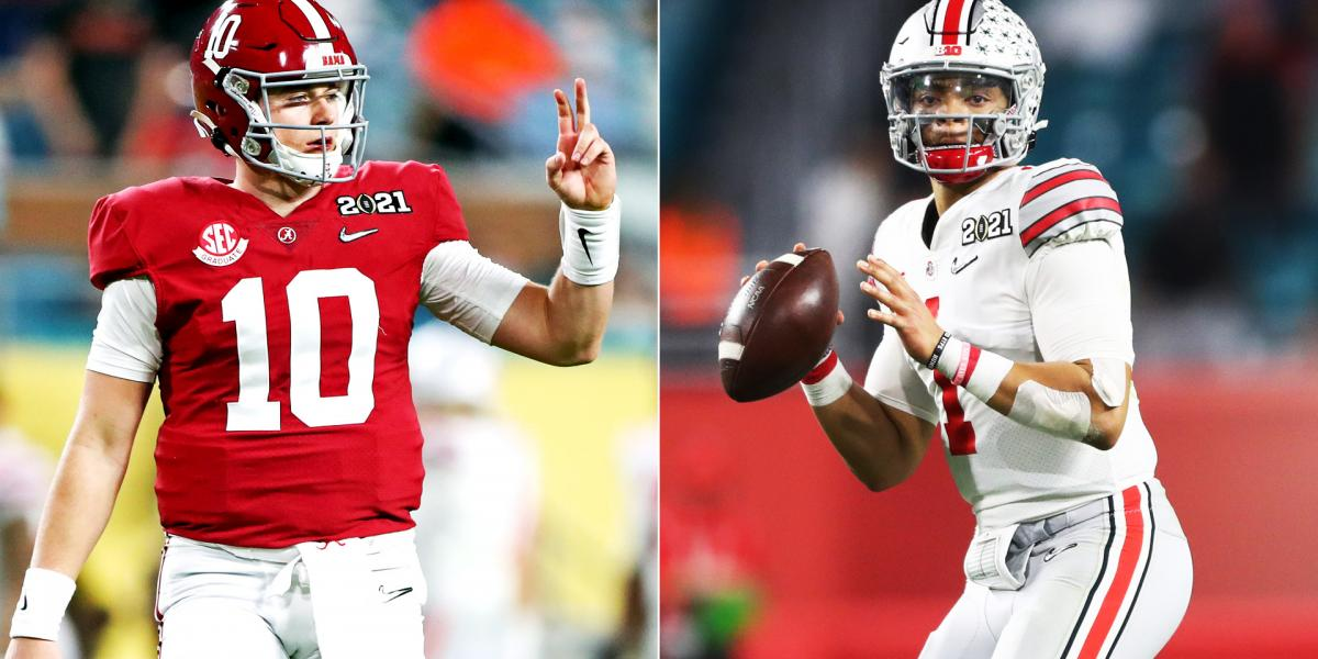 2021 NFL Draft: Ranking 49ers' best QB options with No. 3 overall pick - NBC Sports Bay Area