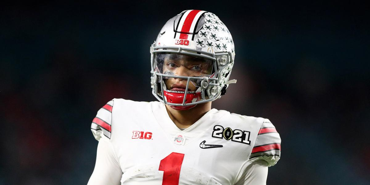 2021 NFL Draft: Justin Fields, 49ers' Kyle Shanahan seen at recent workout - NBC Sports Bay Area