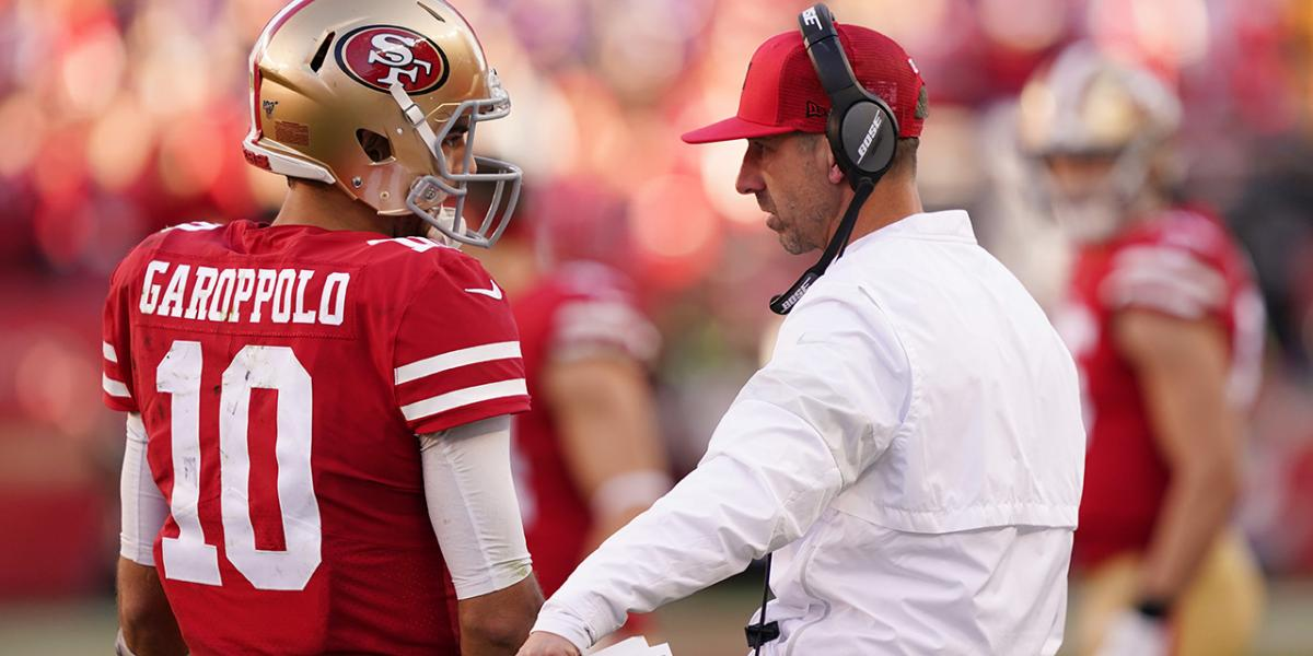 Simms thinks only one QB can take Jimmy G's job as starter
