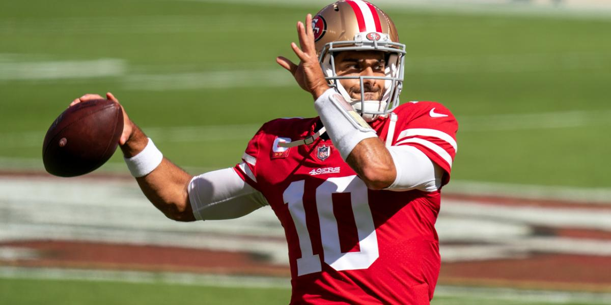 Is Jimmy G right QB for 49ers? LT, McGinest aren't sold - NBC Sports Bay Area
