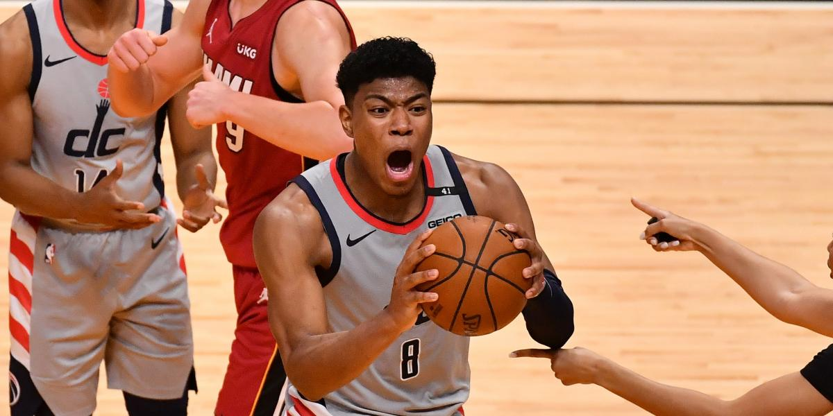 Brooks impressed with how Rui Hachimura just keeps getting better