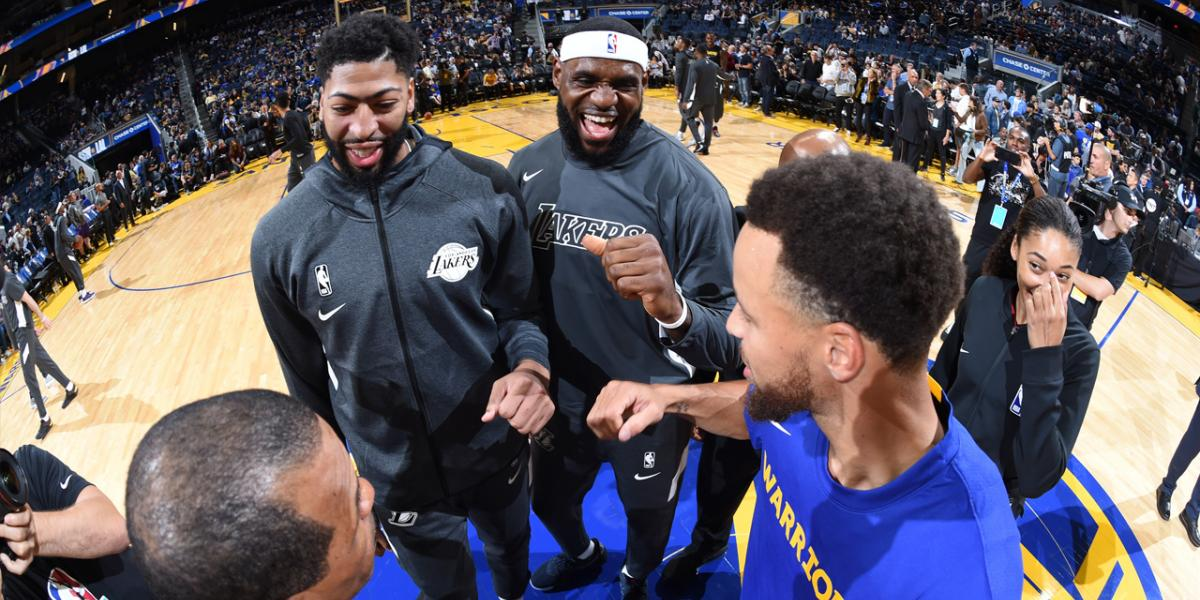 What LeBron James' contract extension with Lakers means for Warriors