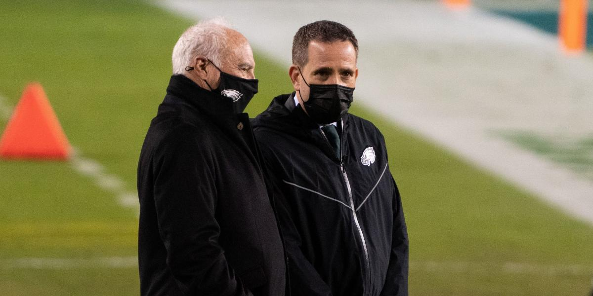 NFL rumors: Adam Schefter says someone will 'lose their job' if Eagles struggles continue