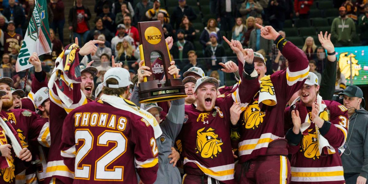 When is the 2021 Frozen Four?