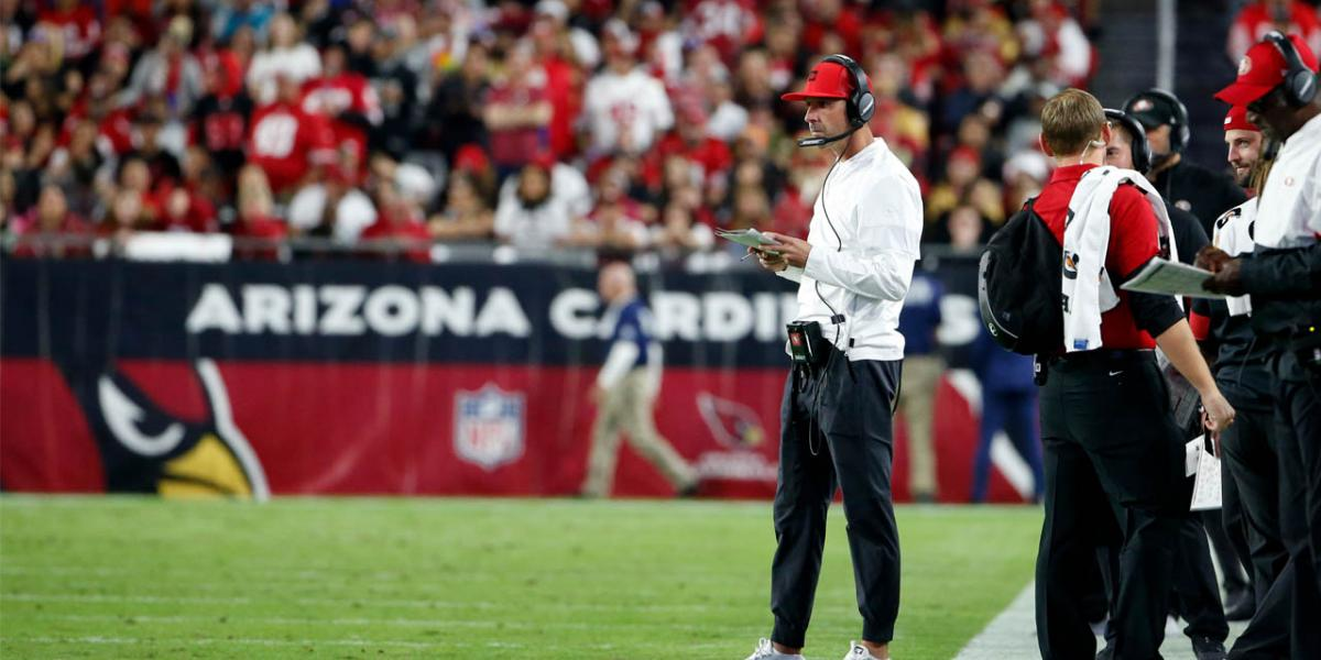49ers prepare for unexpected circumstances with open-ended Arizona move