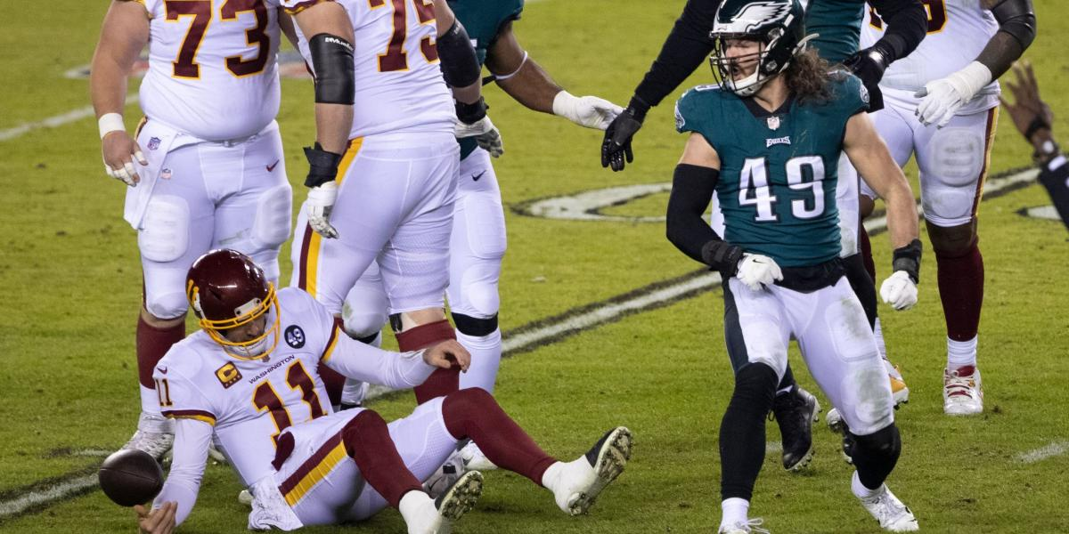 Washington releases starting QB in very uncertain NFC East