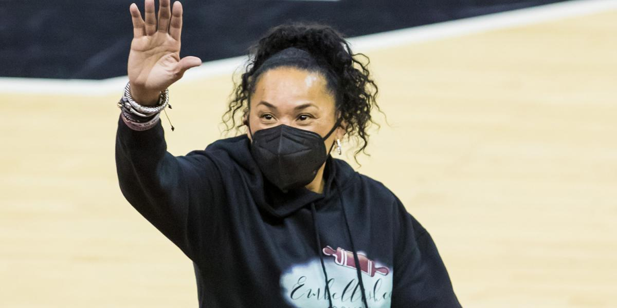 Philly basketball legend Dawn Staley grateful for Black coaching role models
