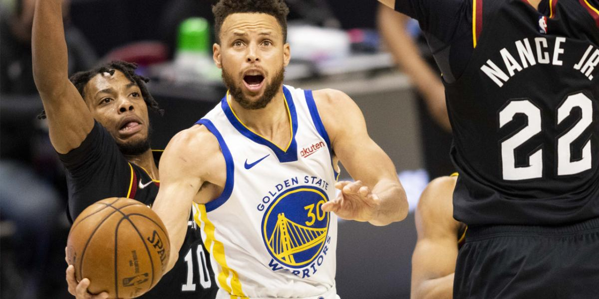 Steph Curry shows versatility vs. Cavs as scoring tear continues - NBC Sports Bay Area