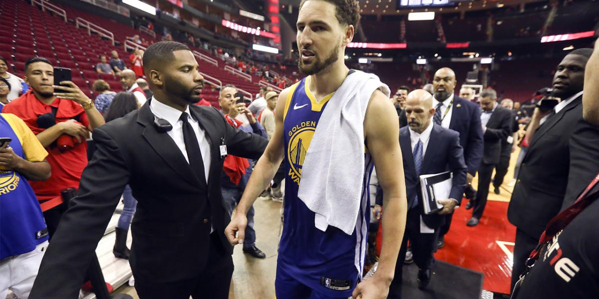 Klay has traveled down self-discovery path during long rehab