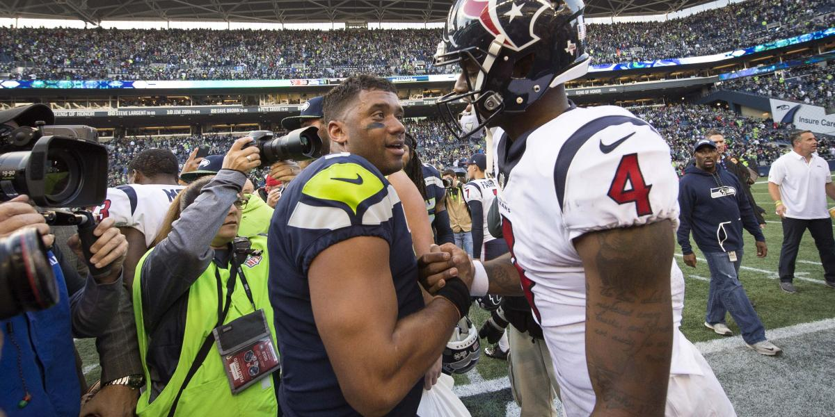 How Russell Wilson's contract compares to Deshaun Watson's ...