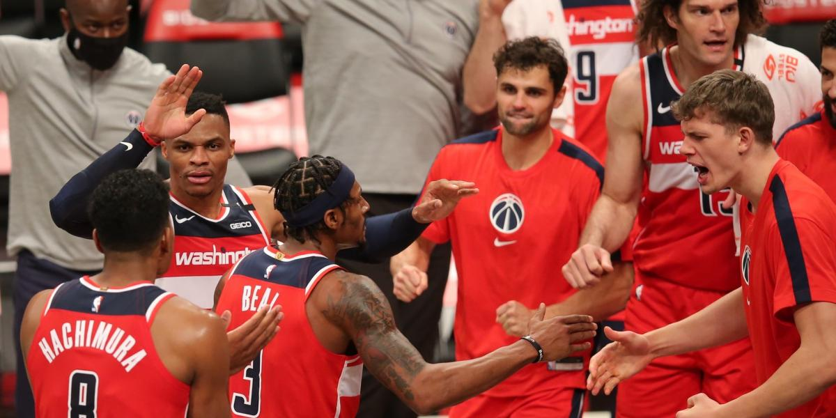 Wizards' rescheduled game dates vs. Charlotte, Portland announced
