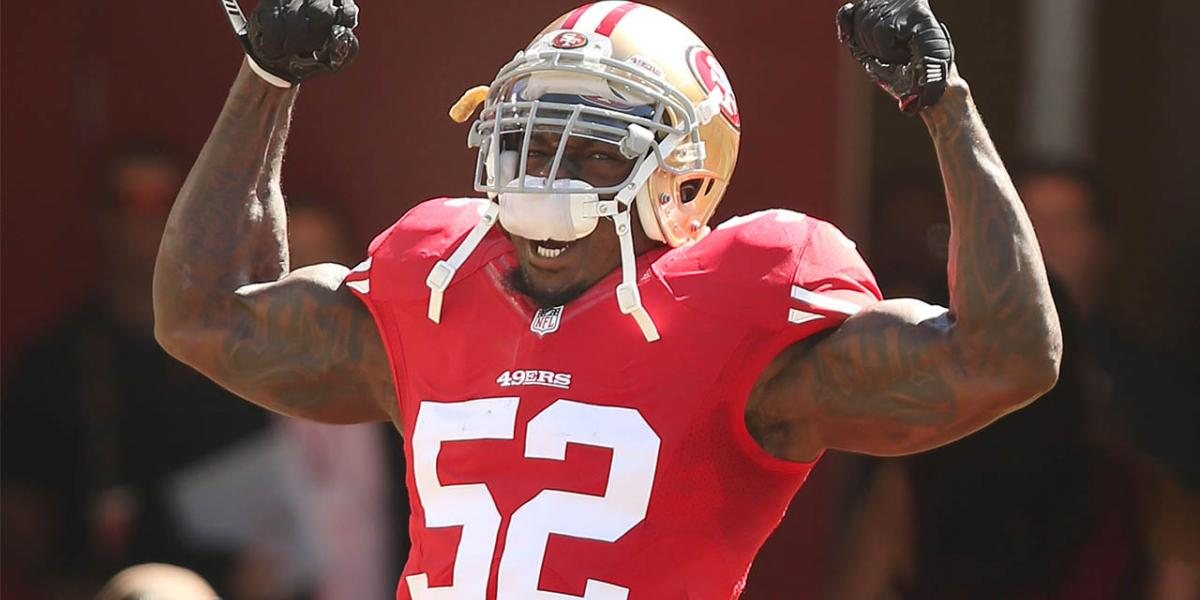 John Lynch, Bryant Young, Patrick Willis named 2021 Hall of Fame semifinalists