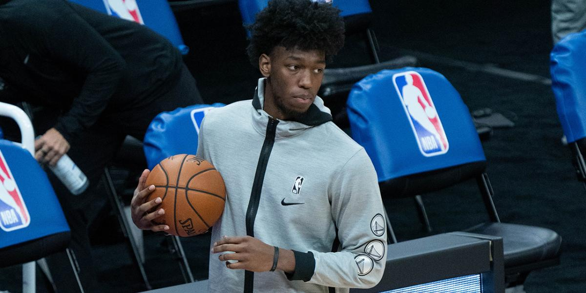 Why Bill Simmons believes passing on James Wiseman could be 'fireable'