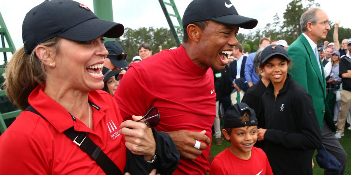 nbcsports.com - Josh Schrock - For Tiger, golf return will take backseat to what matters most