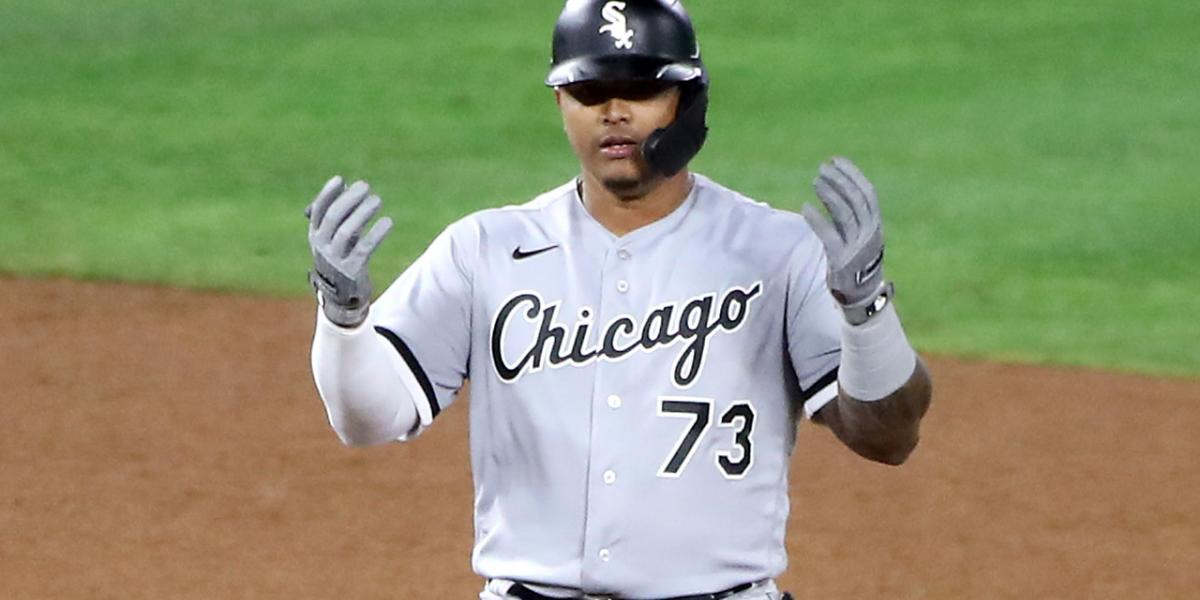 White Sox rookie Yermín Mercedes homers after five-hit