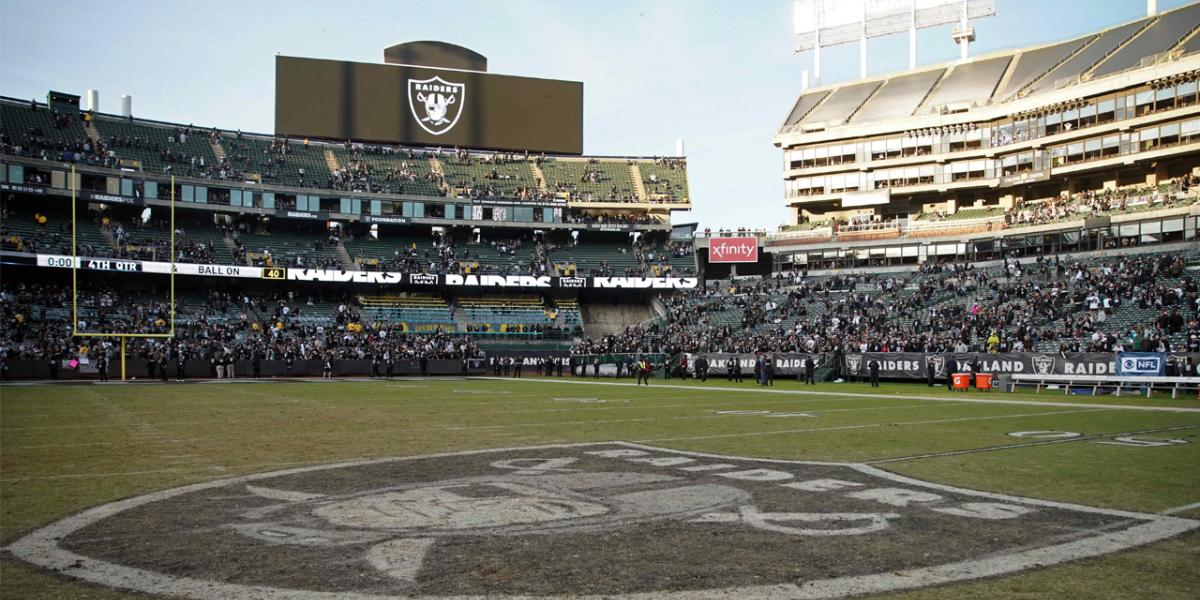 NFL rumors: 49ers playing at Oakland Coliseum 'not a viable option'