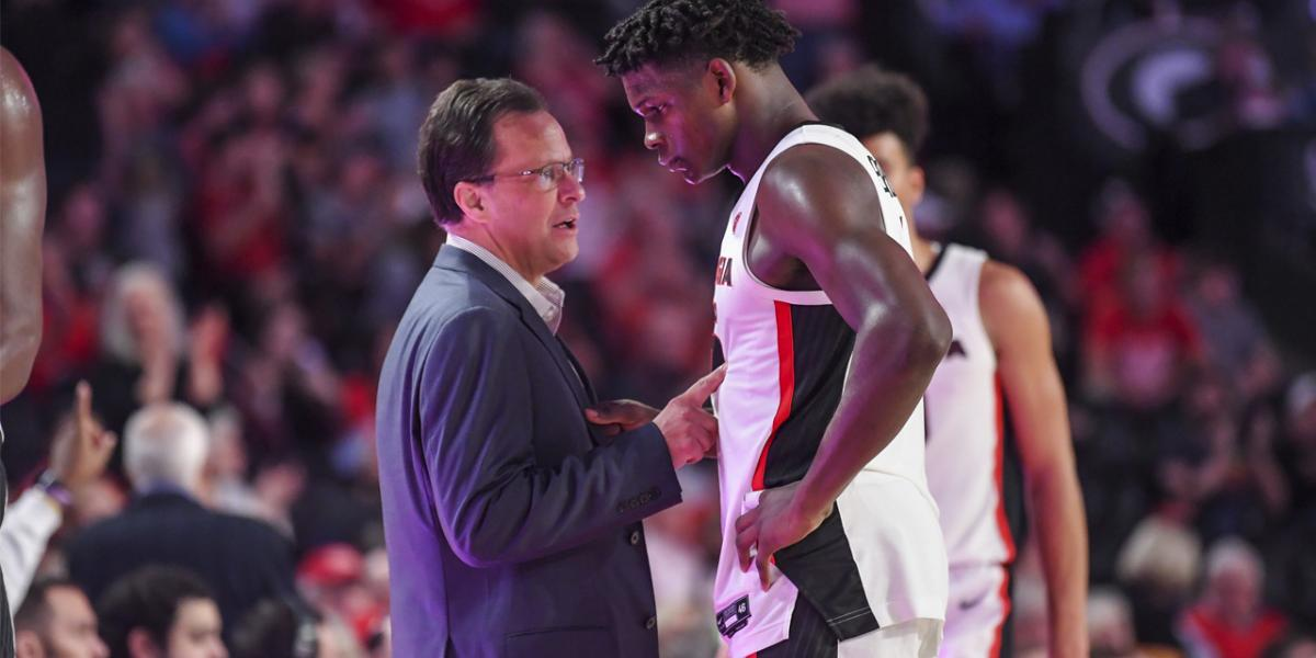 Tom Crean's Anthony Edwards comments make Warriors sound like great fit | RSN