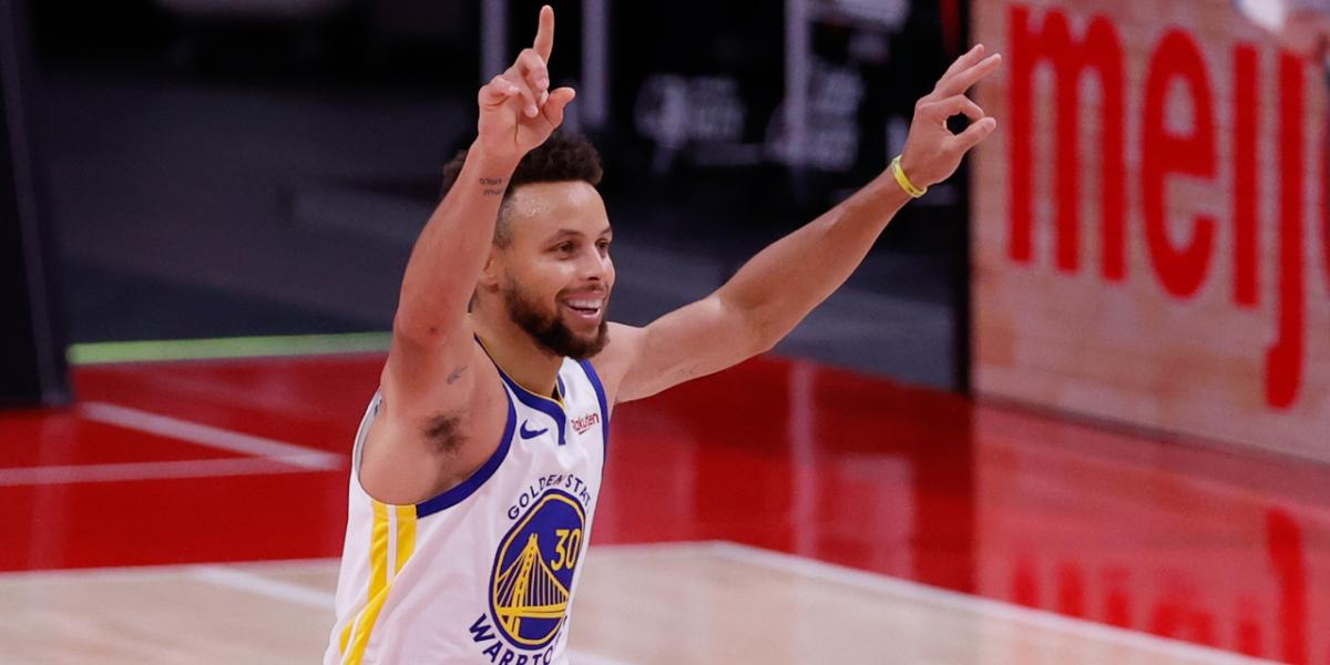 Steph Curry dominating in fourth quarters this season, stat shows