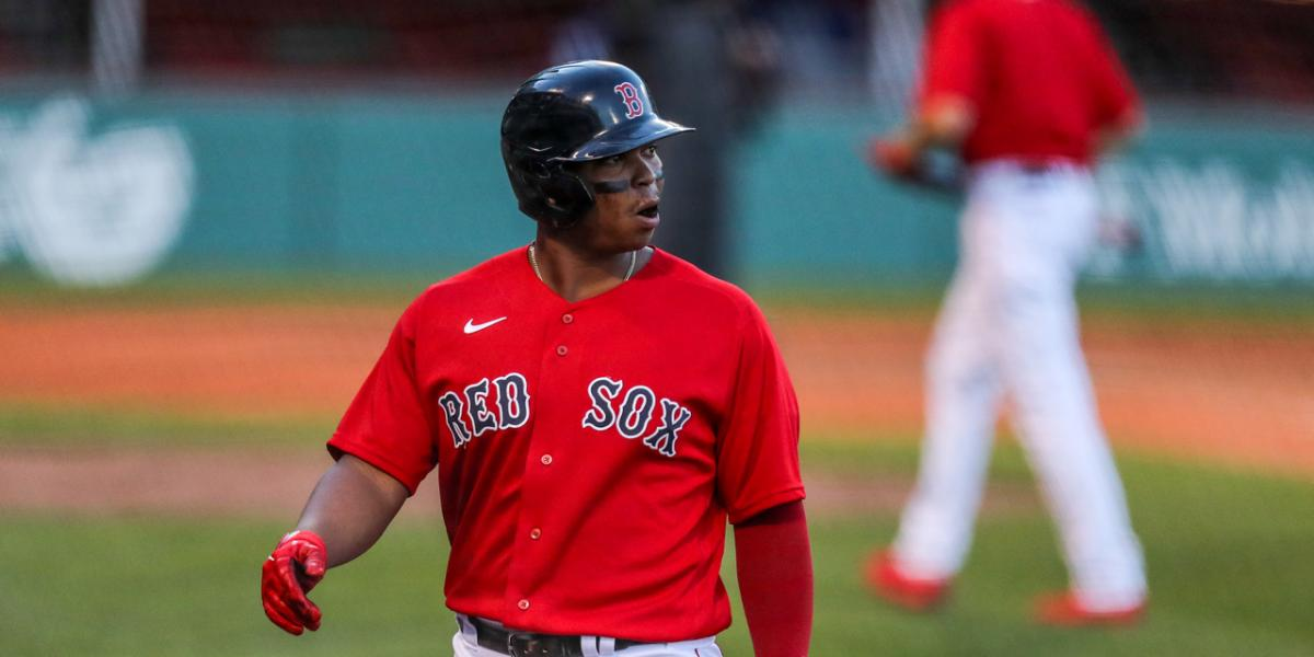 Tomase: And the preseason pick for 2021 Red Sox MVP is . . .