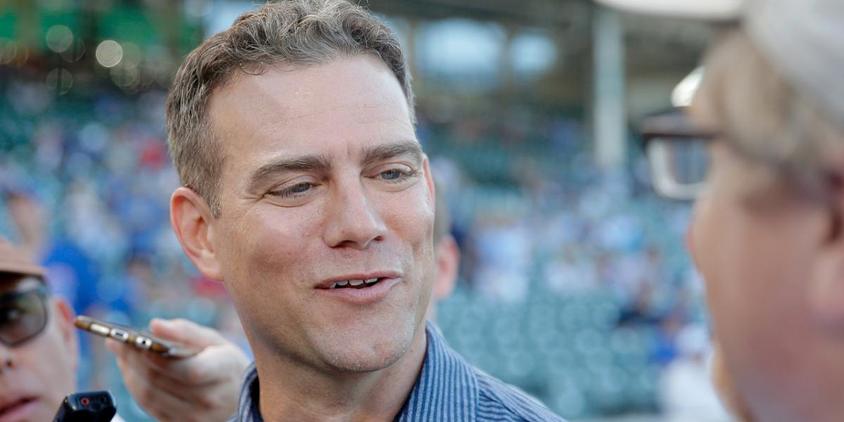 Former Cubs president Theo Epstein joins MLB as consultant