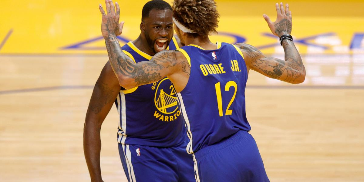 Draymond Green's 3-on-1 stop vs. Pacers must be seen to be ...