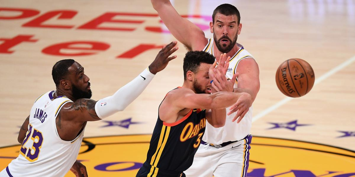 What we learned in Warriors' embarrassing loss to Lakers