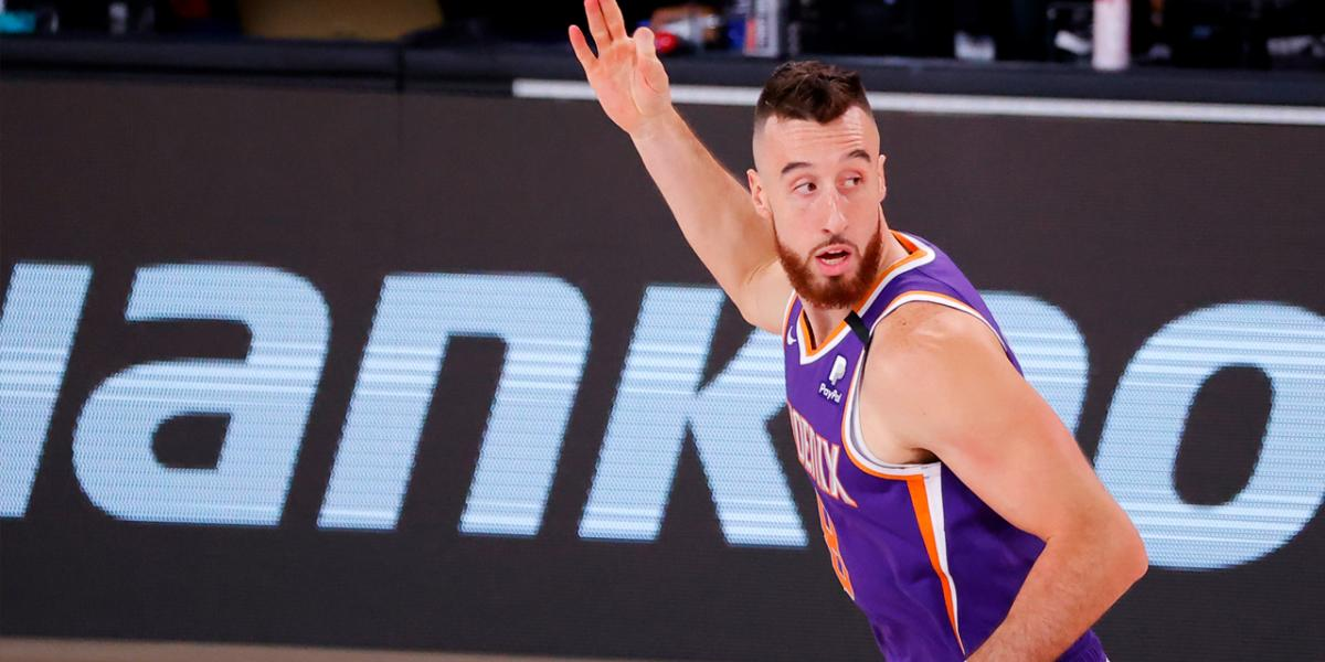 Source: Frank Kaminsky, Kings agree to one-year nonguaranteed contract