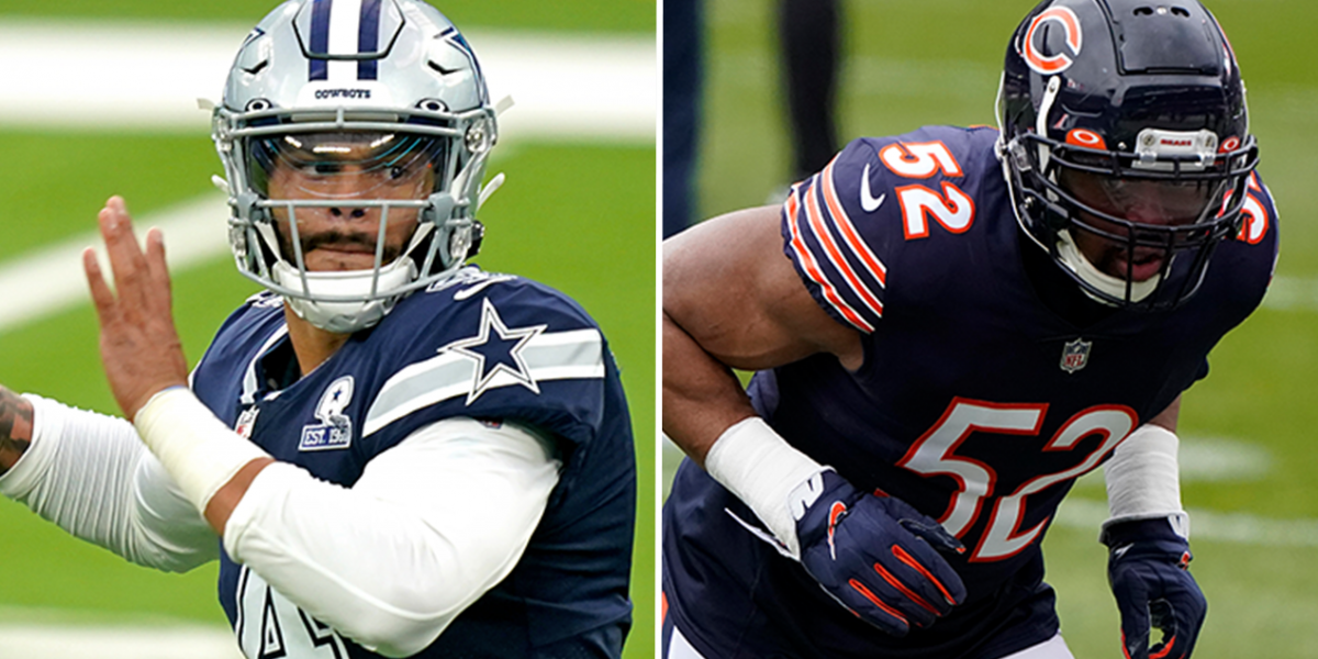 Why a Dak for Mack trade could make sense for Bears, Cowboys
