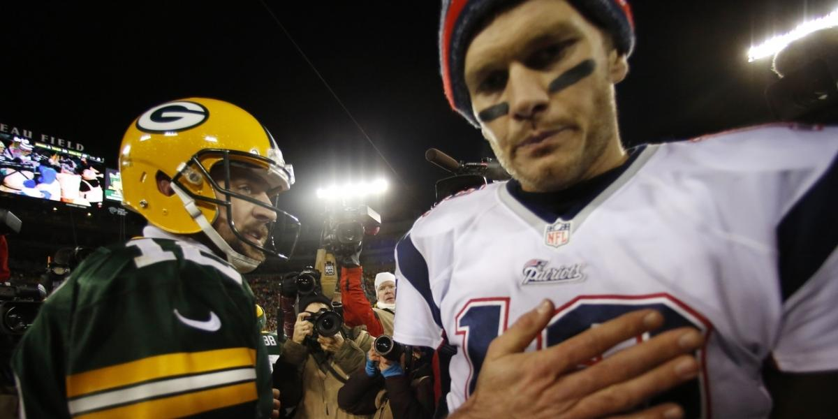 Tom Brady vs. Aaron Rodgers history: How the two QBs have fared head-to-head