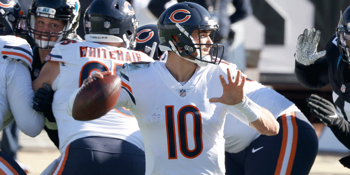 Bear offense does something Chicago has not achieved in 55 years