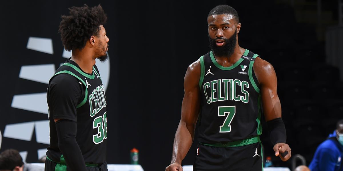 10 stats that jump out from start of 2020-21 Celtics season