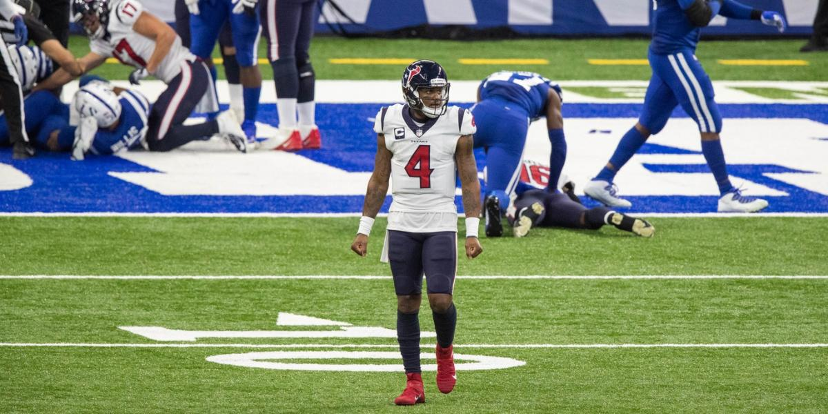Here's how Bears could make a Deshaun Watson trade with Texans ...